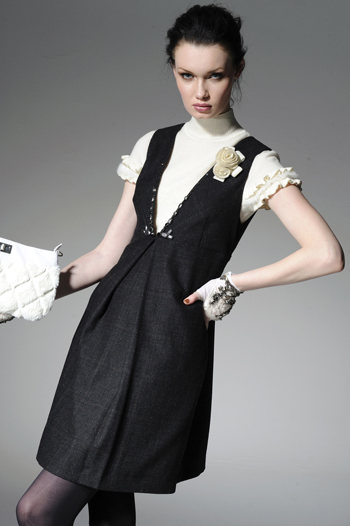 фото: платья на работу