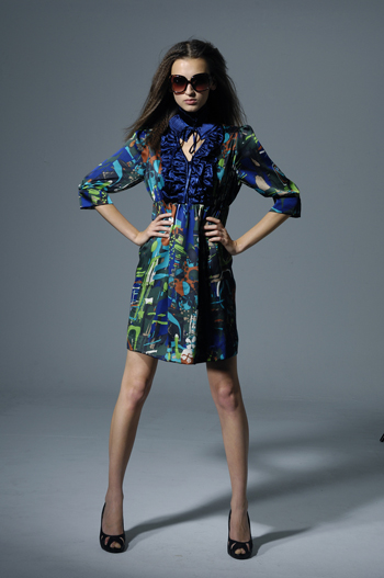 Платья для офиса 2011. Деловые платья - фото