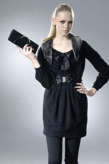 офисные платья 2011