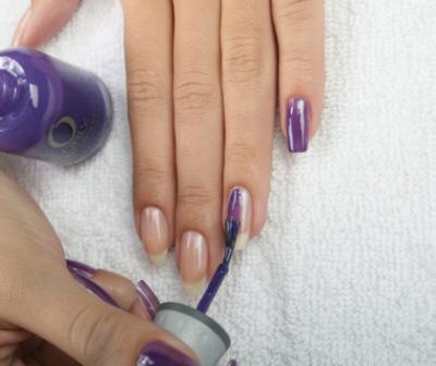 дизайн ногтей домашних условиях фото