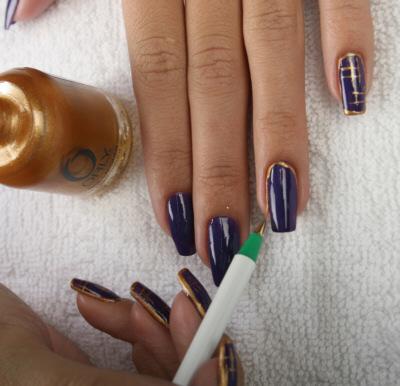 Дизайн ногтей дома. Мастер-класс с фото