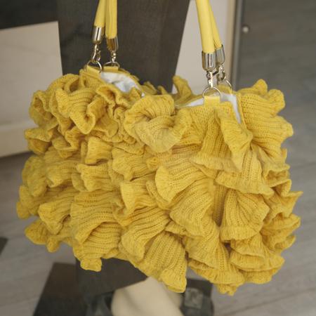 вязанные сумки 2011