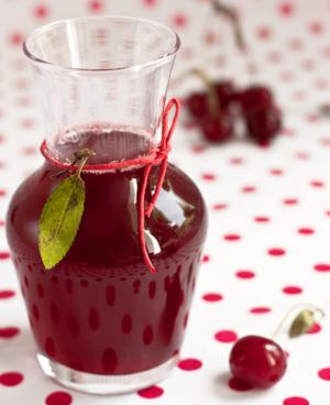 вишневый сок польза
