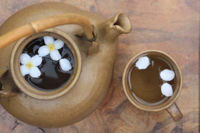зеленый чай жасмин