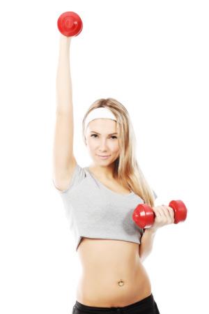 упражнения для стройных рук