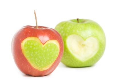 духи яблоко