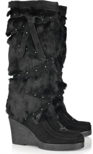 обувь 2010 muks