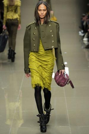 модная одежда осень 2010