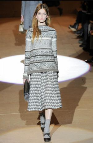 мода осень 2010 фото