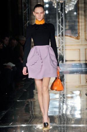 мода 2010 осень одежда