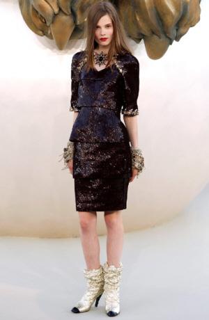 коллекция chanel 2010