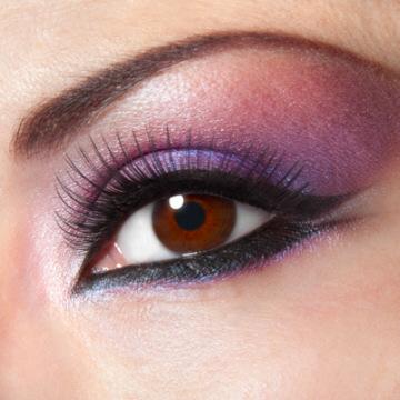 персидские глаза