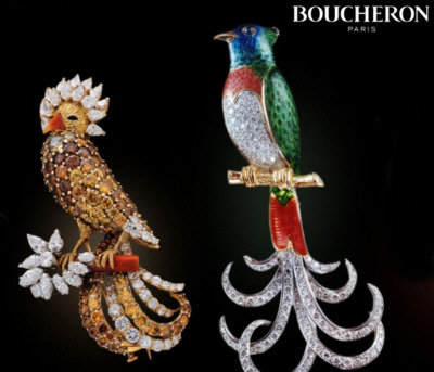 фигурки boucheron