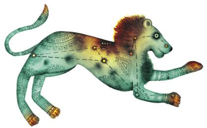 лев гороскоп