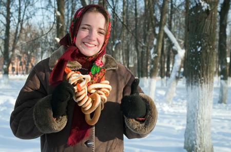 зима в россии 2011