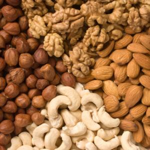 диета орехи
