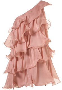 новогоднее платье 2011 Topshop