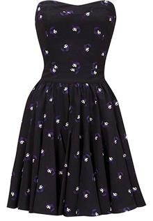 что одеть на новый год 2011, платье Oasis