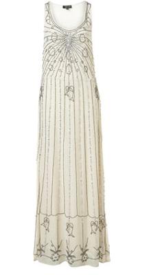 вечерние платья на новый год от Topshop