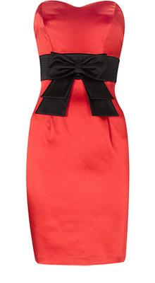 Платья на новый год 2011 Oasis
