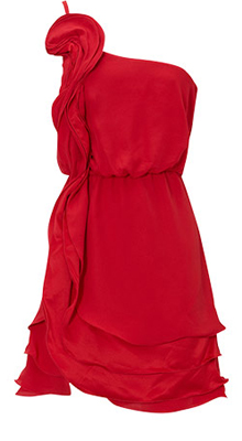 новогоднее платье Oasis