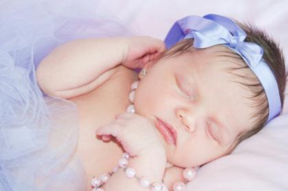список приданного для новорожденного