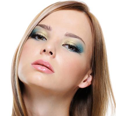 макияж для нового года