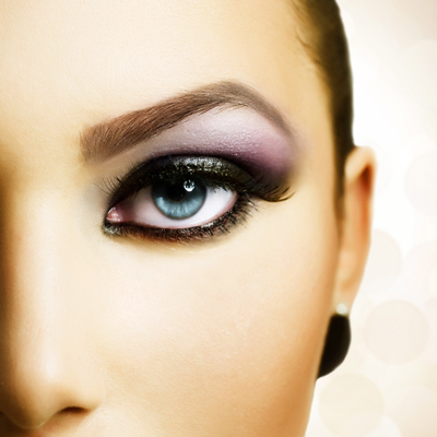 фото макияж на новый год 2011