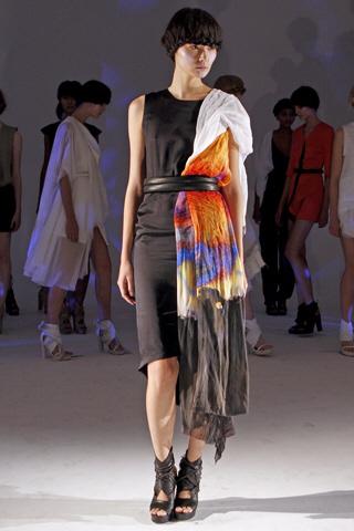 самые модные шарфы 2011