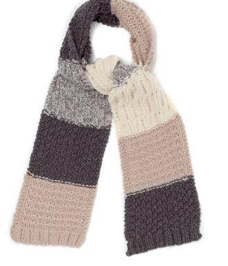 модные шарфы 2011 осень