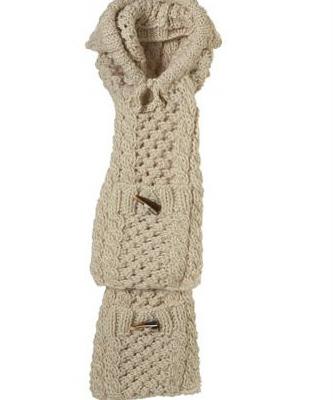 модные шарфы 2011 вязаные