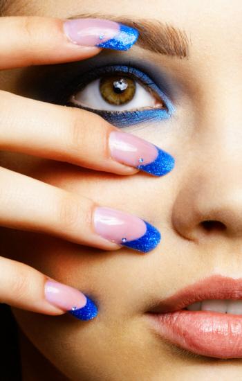 модный маникюр 2011 фото