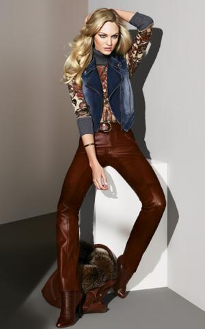 модные брюки лето 2011