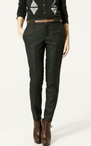 модные брюки осень 2011