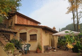 Итальянский стиль в загородном доме