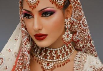 Восточный макияж: правила выразительности