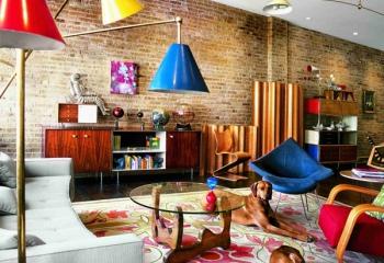 Современные тенденции в дизайне интерьера: лофт-стиль
