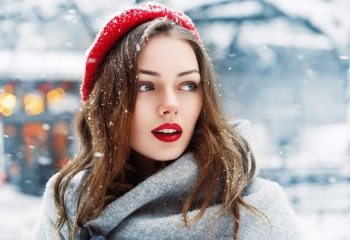 10 правил по уходу за губами зимой