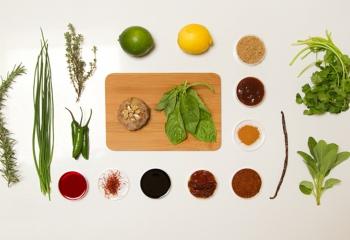 Не глядя на еду: меню для кинестетиков