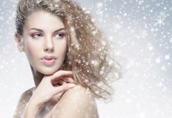 Правильная забота о волосах зимой