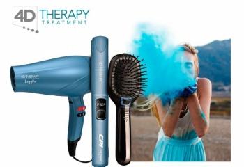 Оздоровление волос во время сушки и выпрямления? Невозможное стало доступным!