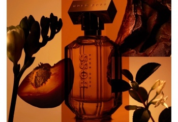 Сказочный аромат приближающейся весны: самые женственные парфюмы Hugo Boss