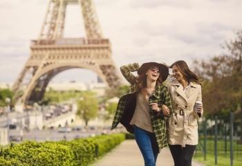 Осторожно: отпуск с подругой!