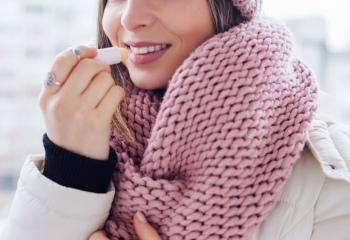 5 способов защитить губы зимой