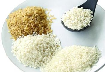 Рисовая диета «Два блюда»