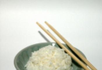 Китайская диета: как составить меню
