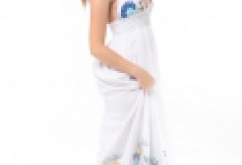 Богемный стиль : платья -туники и крупные украшения
