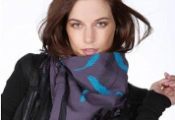 Как завязать платок: на голове, на шее, на поясе