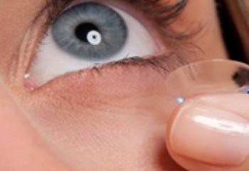 Характеристики контактной линзы: просто о сложном