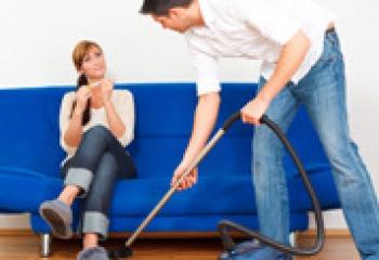 Муж-домохозяйка